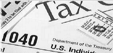 Income Tax Free IRS 1040 form